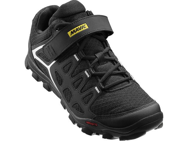 Mavic Crossride Shoes Men Black/White/Black